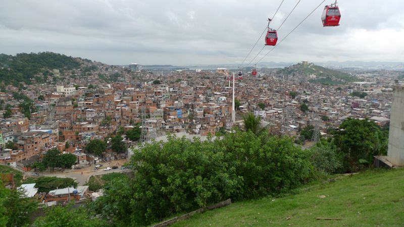 Armenviertel Rio de Janeiro: Die von Drogenbossen kontrollierten Favelas werden befriedet