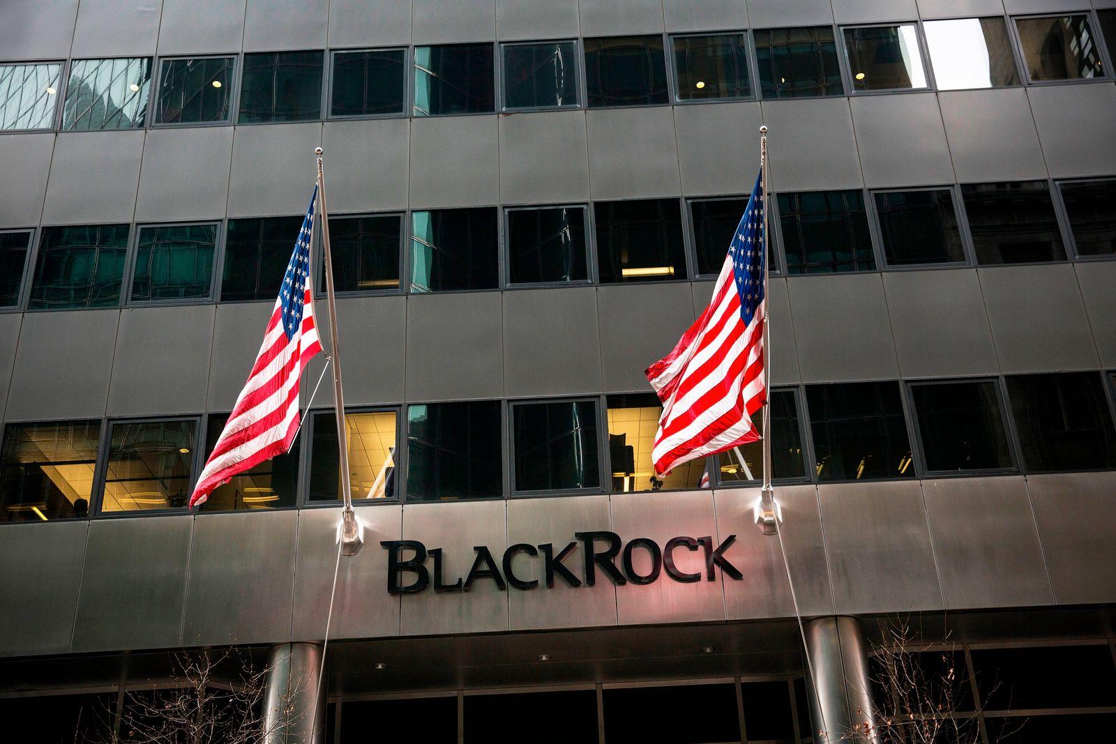 BlackRock Zentrale New York