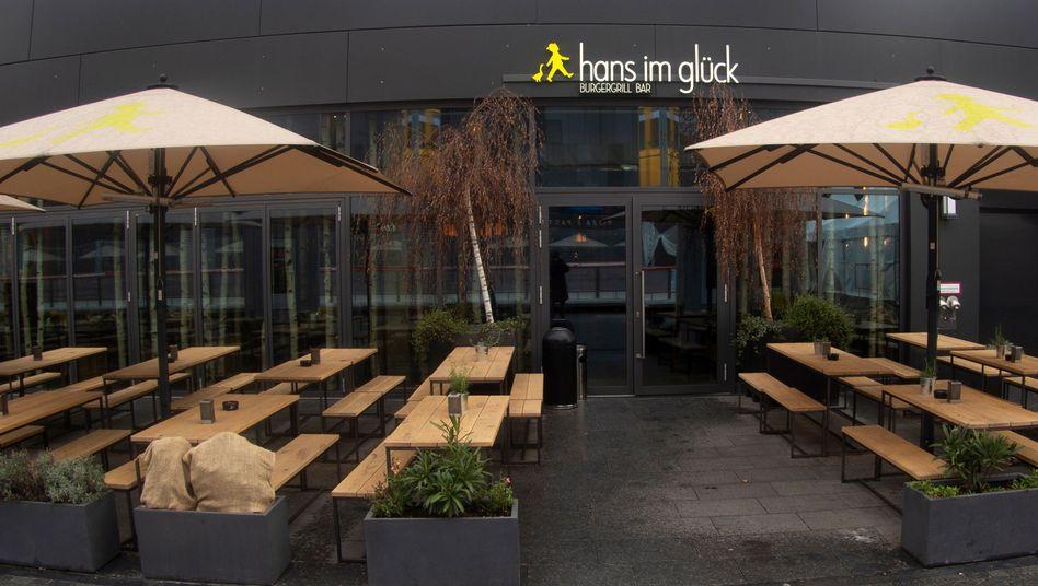 "Burgerkette verkauft: Gesellschafter übernehmen ""Hans im Glück"""