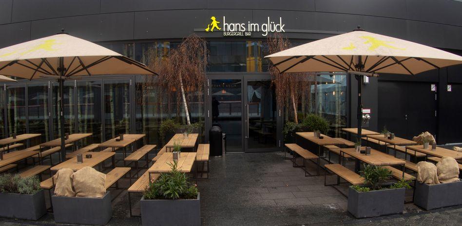 """""""Hans im Glück""""-Restaurant in Berlin"""