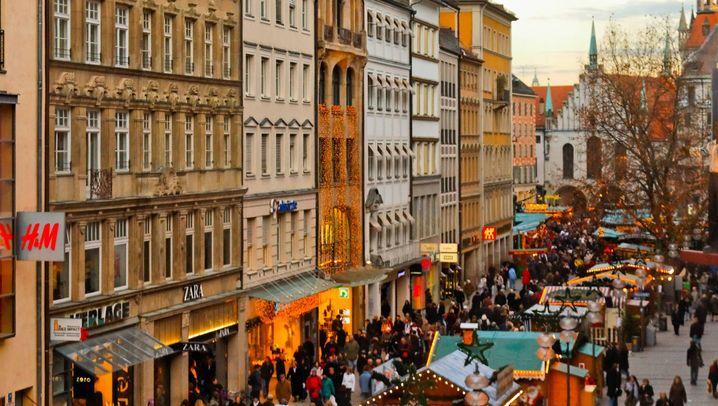 Einkaufsmeilen: Die beliebtesten Shopping-Straßen