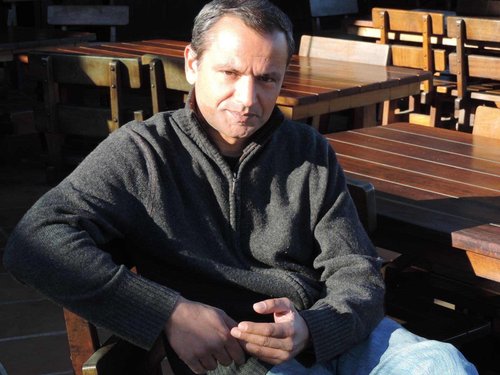 EINMALIGE VERWENDUNG Sebastian Edathy / Interview