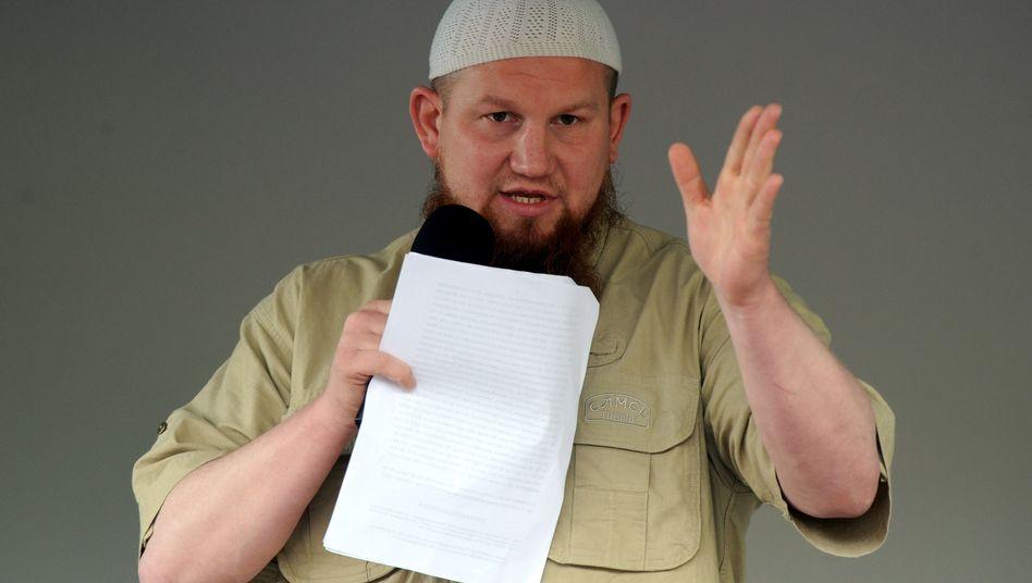 Pierre Vogel: Einer der einflussreichsten Salafisten-Hetzer in Deutschland