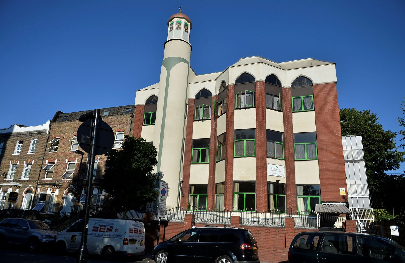 London / Finsbury Park Moschee