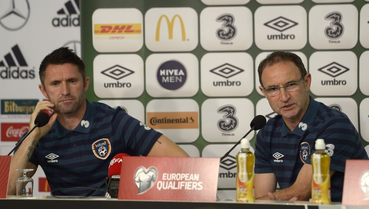 DFB-Gegner Irland: Die doppelten Keanes