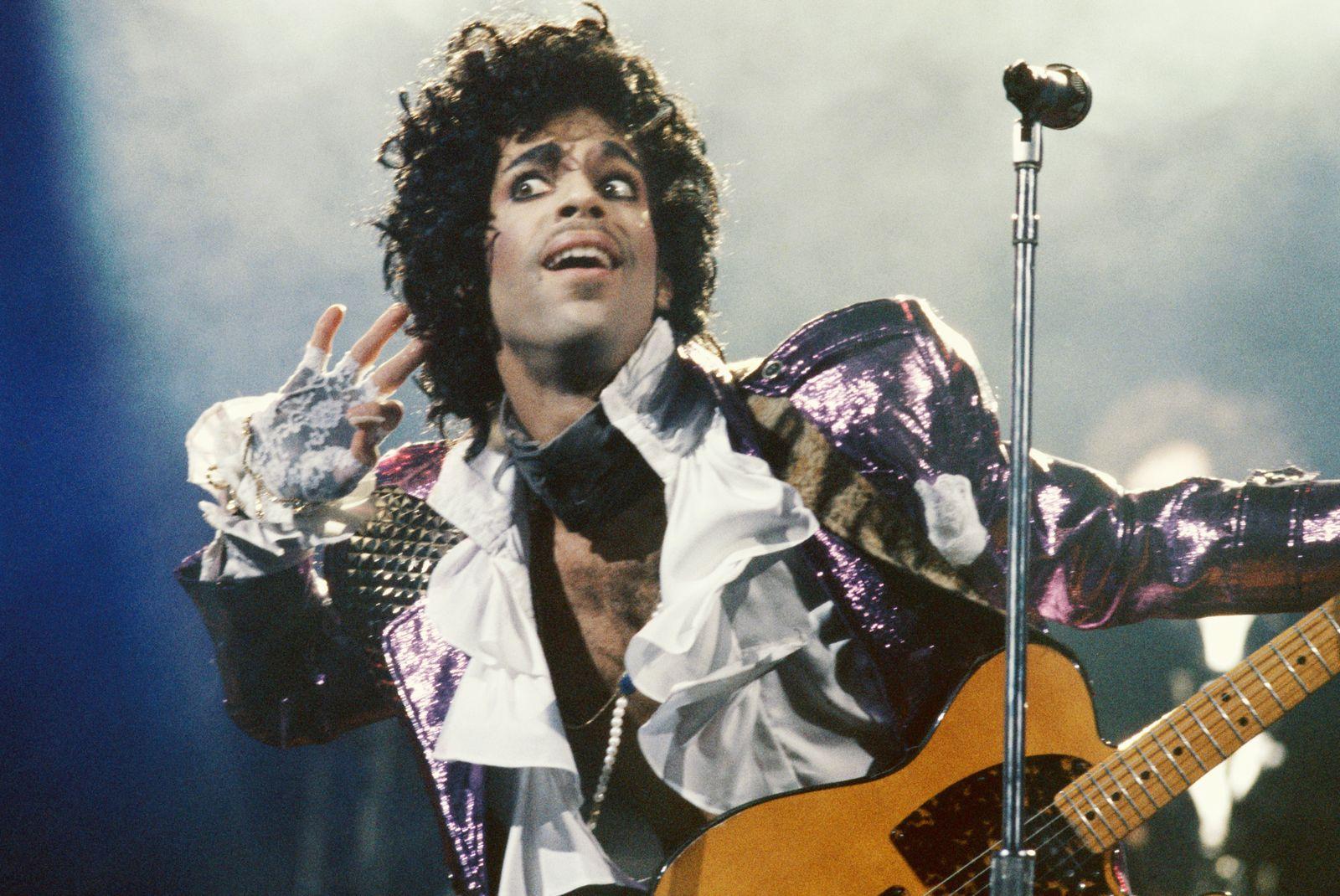 Henkersmahlzeit - Prince Live In Concert