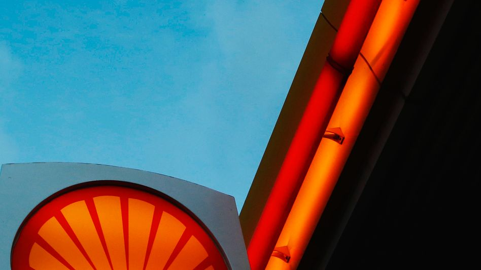 Shell-Logo: hohe Dividendenrendite, aber wenig Kursphantasie