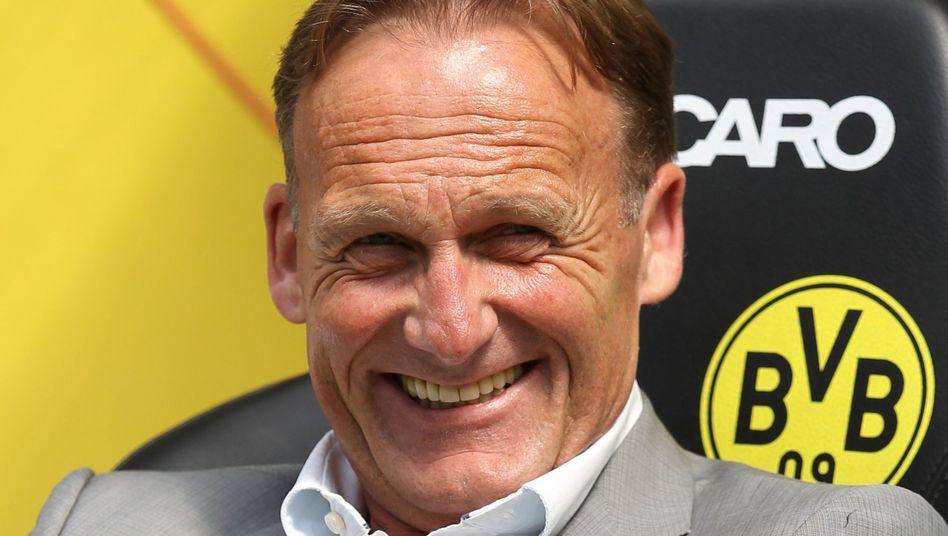"""Dortmunds Geschäftsführer Watzke: """"Man hat mich noch nie des Sozialismus verdächtigt"""""""