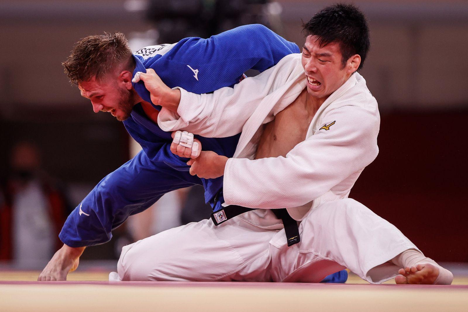 Tokio 2020 - Judo