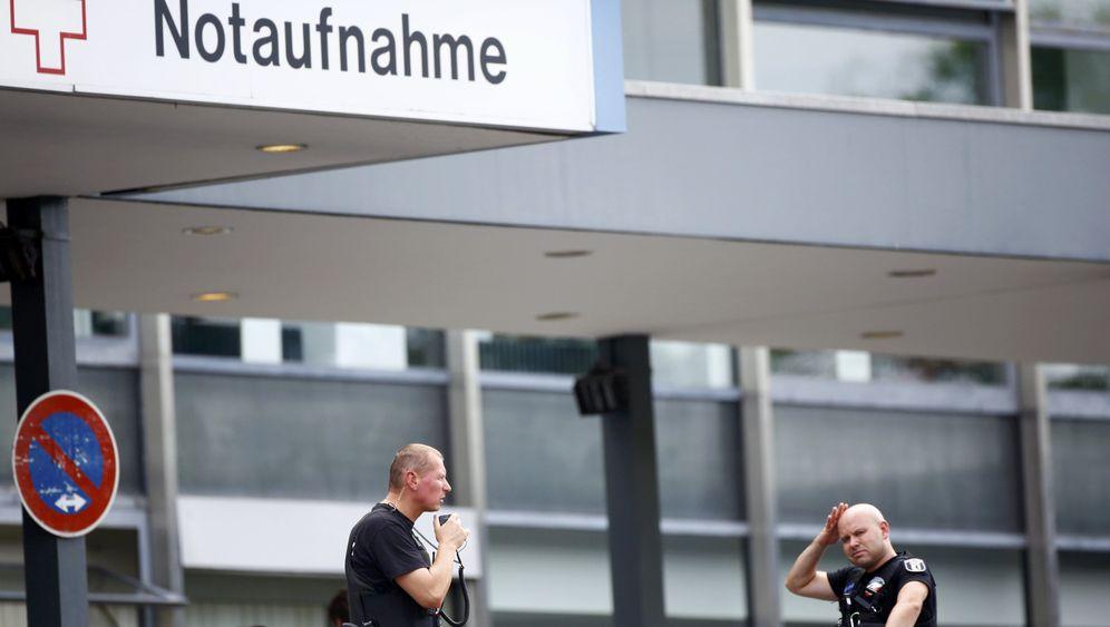 Berliner Charité: Mann erschießt Arzt - dann sich selbst