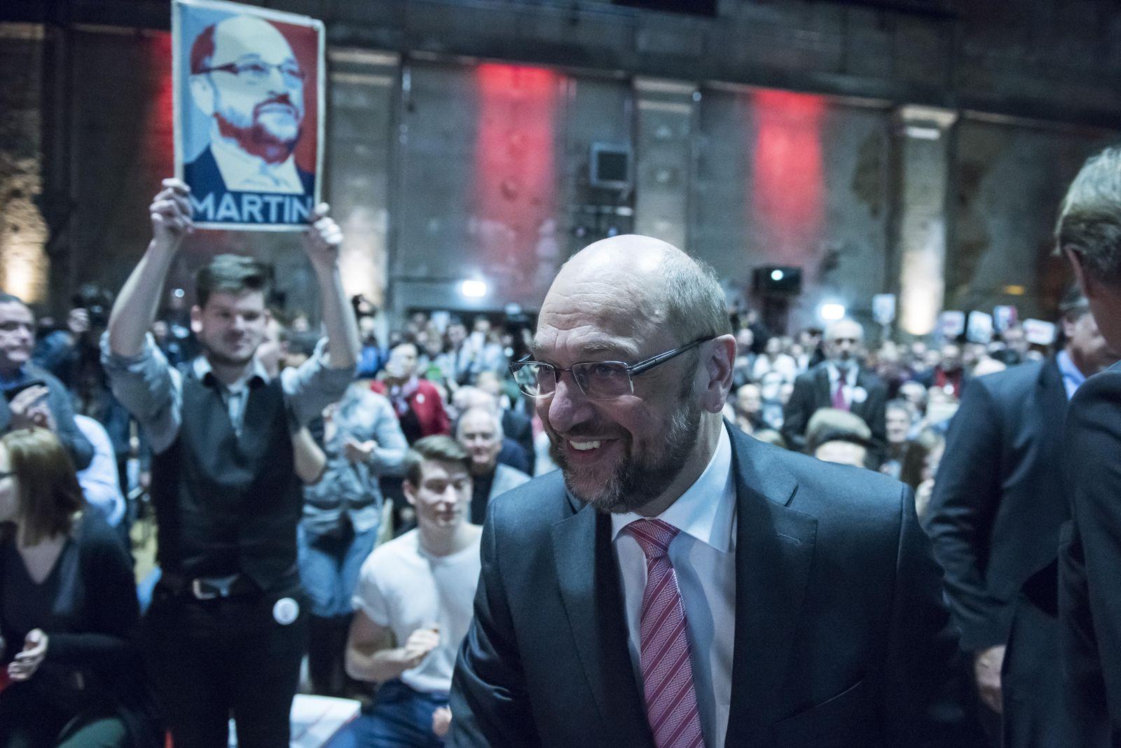 Martin Schulz in Leipzig #2