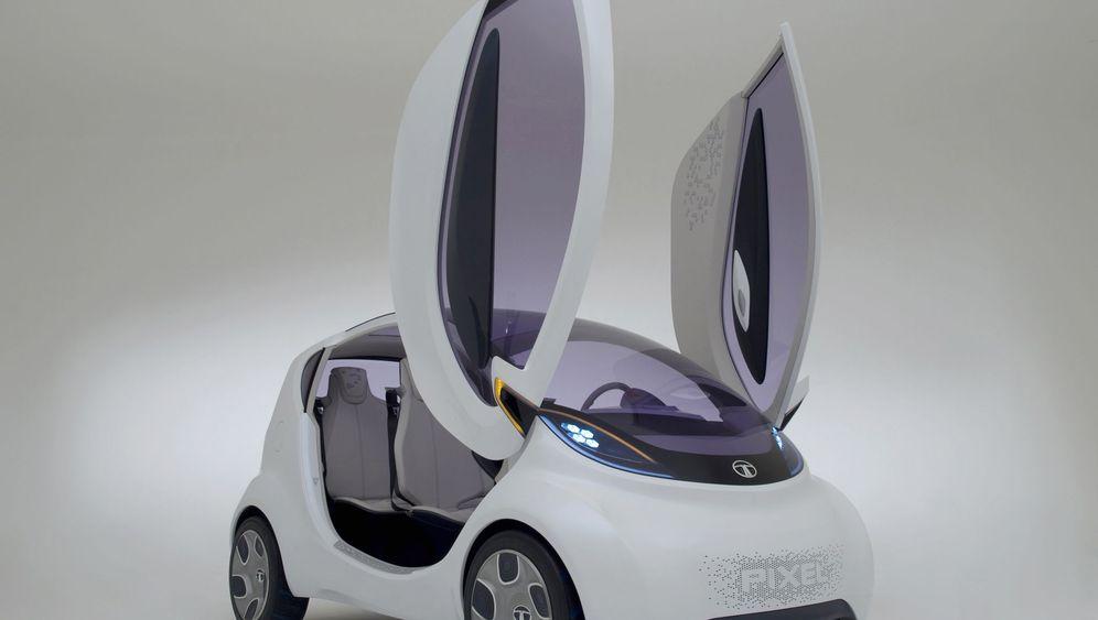 Viele neue Auto-Minis: Klein, fein und zahlreich