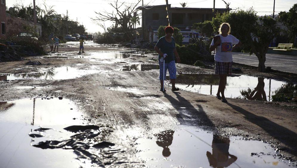 "Rekord-Hurrikan: ""Patricias"" Folgen"