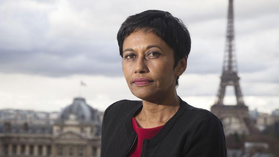 Staatssekretärin für Gleichheit Ericka Bareigts