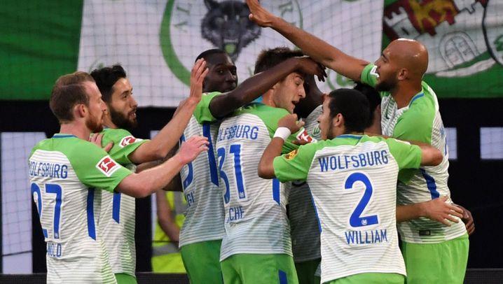 VfL-Sieg im Hinspiel der Relegation: Wissen, wo das Tor steht