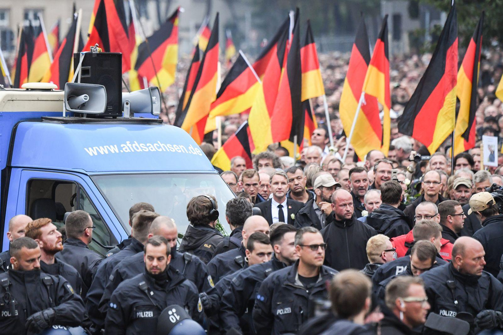 Chemnitz/ Höcke/ Bachmann