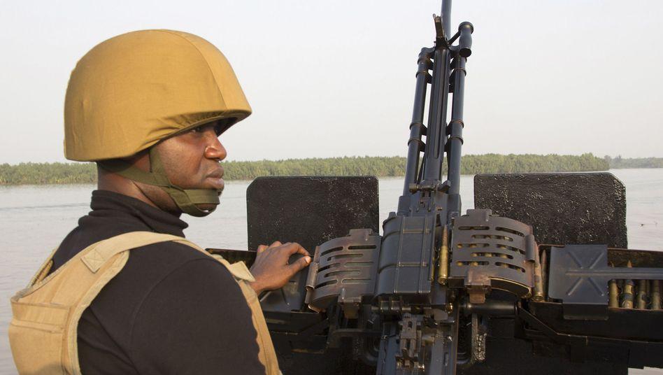 Nigerianische Küstenwache