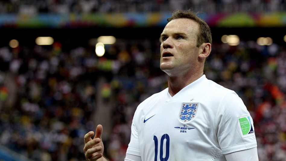 England-Star Rooney: Ab sofort der neue Kapitän