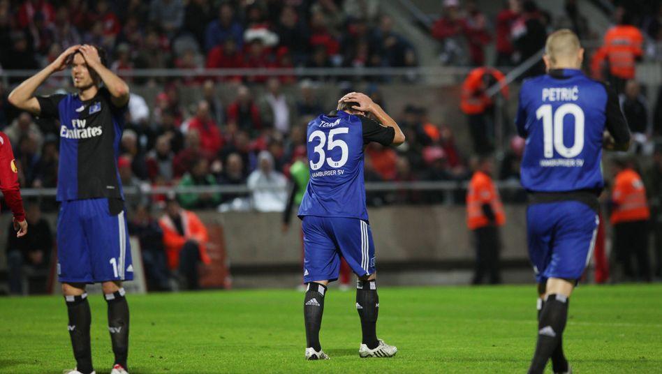 HSV-Spieler: Niederlage gegen Tel Aviv