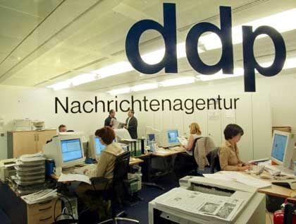 Redakteurinnen bei ddp in Berlin: Chefredakteur will heute noch Stellung nehmen