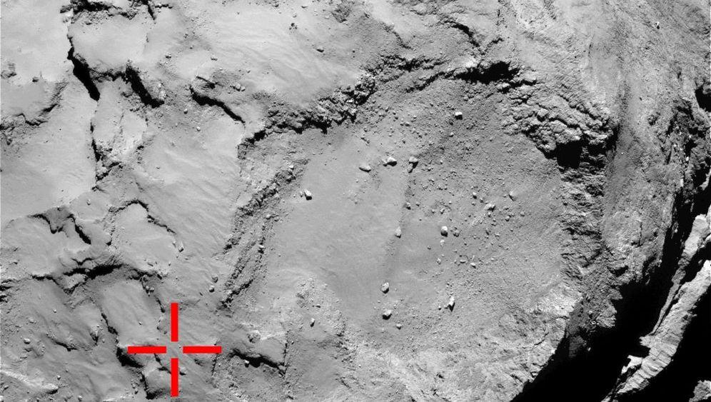 """Suchspiel auf Komet: Wo ist """"Philae""""?"""