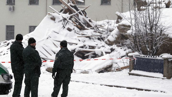 Landkreis Traunstein: Felssturz zerstört Haus in Oberbayern