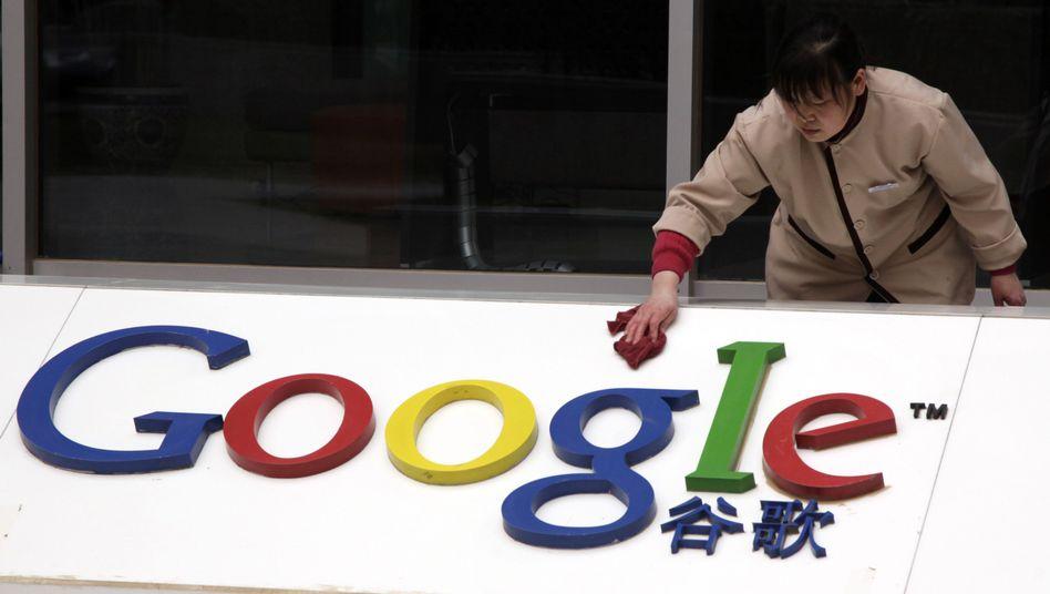 Umzug nach Hongkong: Google düpiert Chinas Web-Zensoren