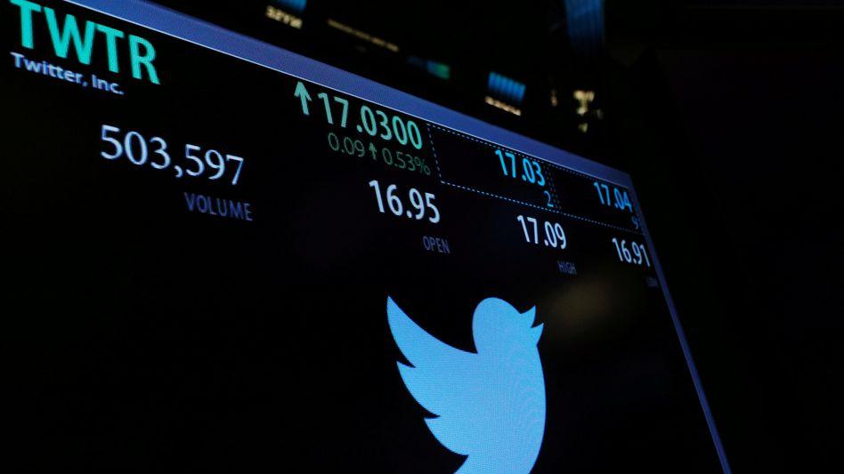 Twitter Börsendaten (Archivbild)