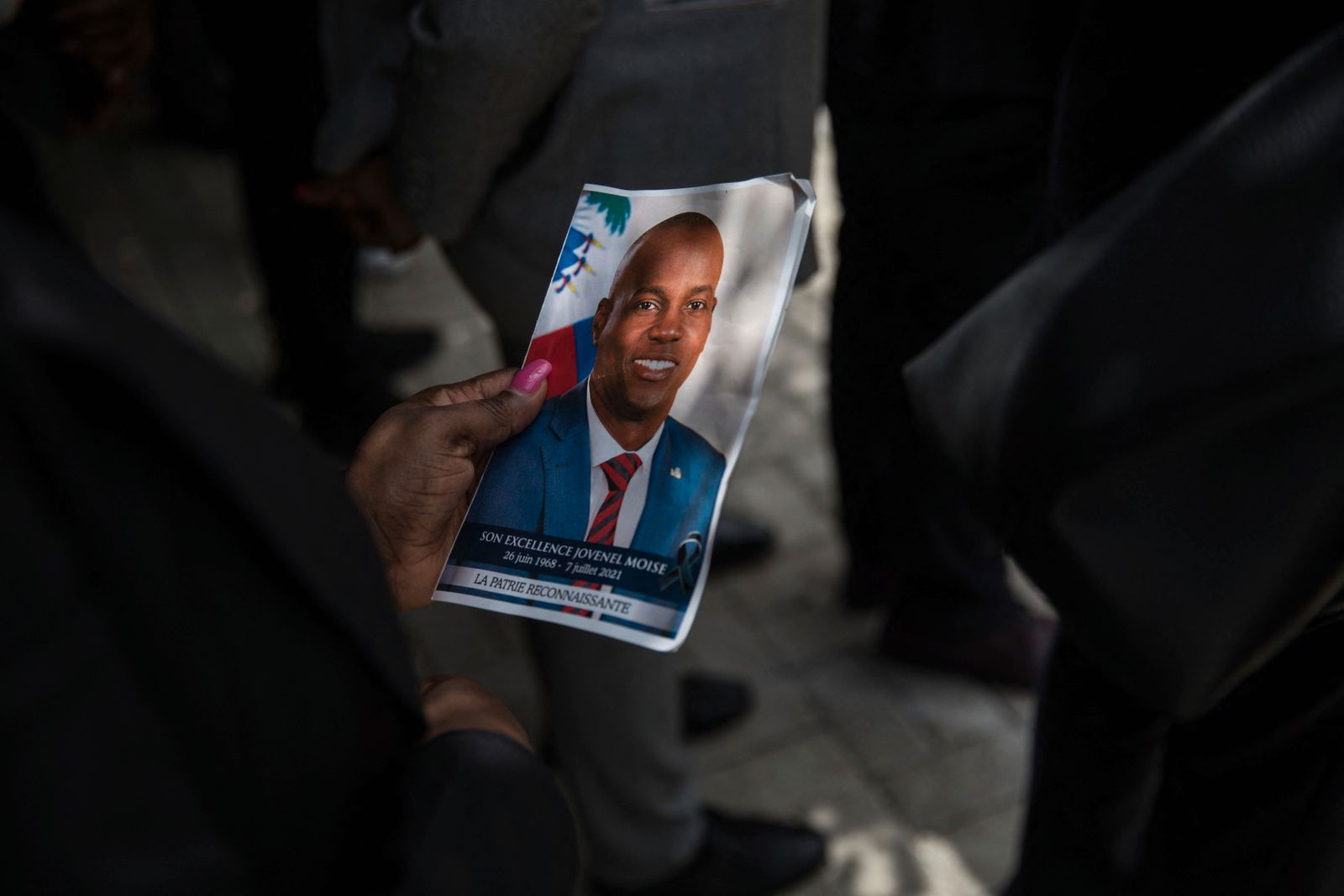 TOPSHOT-Haiti-POLITICS-ASSASSINATION-ARISTIDE