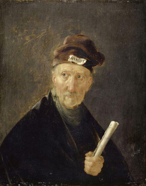 Philosoph Philo von Alexandria (Gemälde um 1630): »Schon lange schwelender Hass«