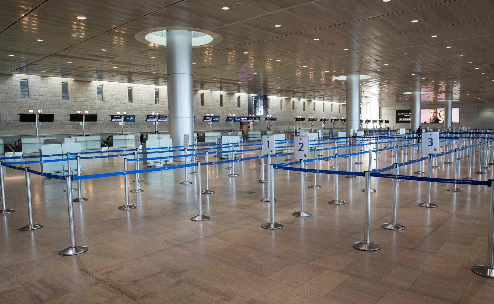 Teva/ Israel/ Streik/ Flughafen