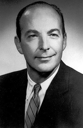 """Arthur Kornberg (Archivbild von 1960): """"Liebesaffäre mit Enzymen"""""""
