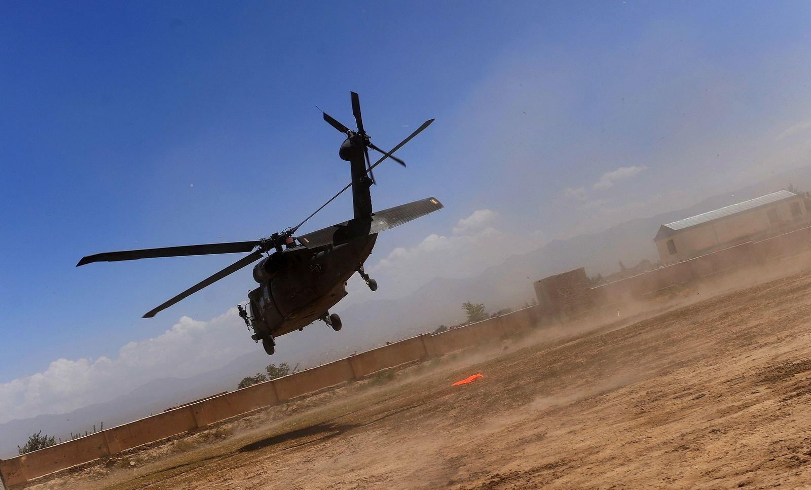 Afghanistan Truppen
