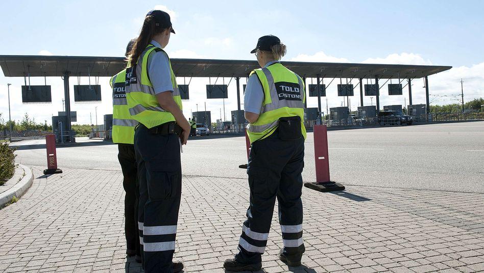 Wiedereingeführte Grenzkontrolle in Dänemark (2011): Der Schritt löste Empörung aus