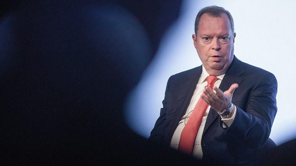 Innogy-Vorstandsvorsitzender Terium im September: Kein passendes Geschäftsmodell entwickelt