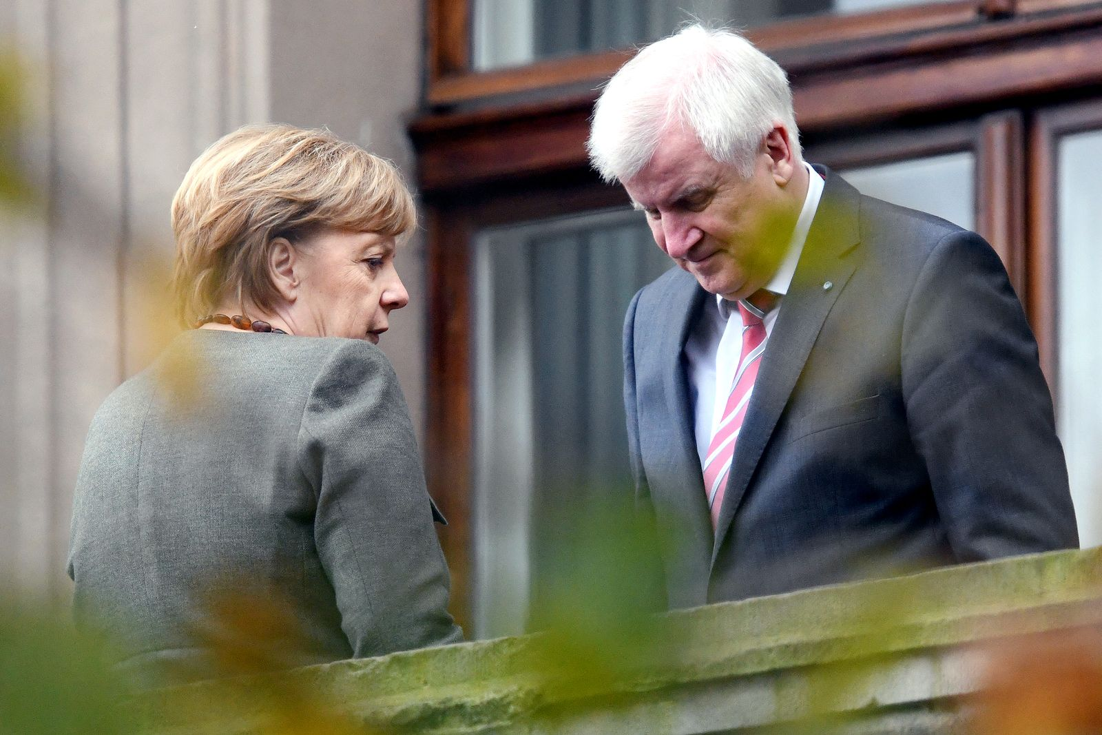 Merkel & Seehofer