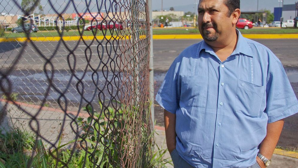 Reporter Jesús Lemus: Opfer eines Rachefeldzugs