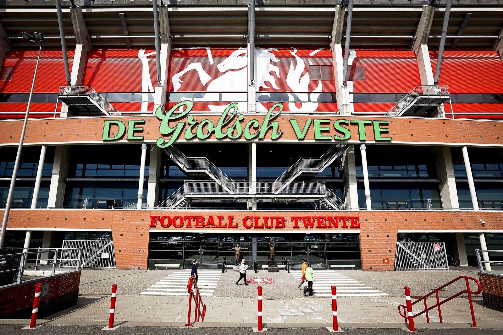 FC Twente demoted by KNVB