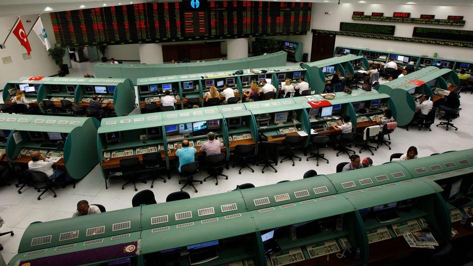 Börse in Istanbul (Archiv)