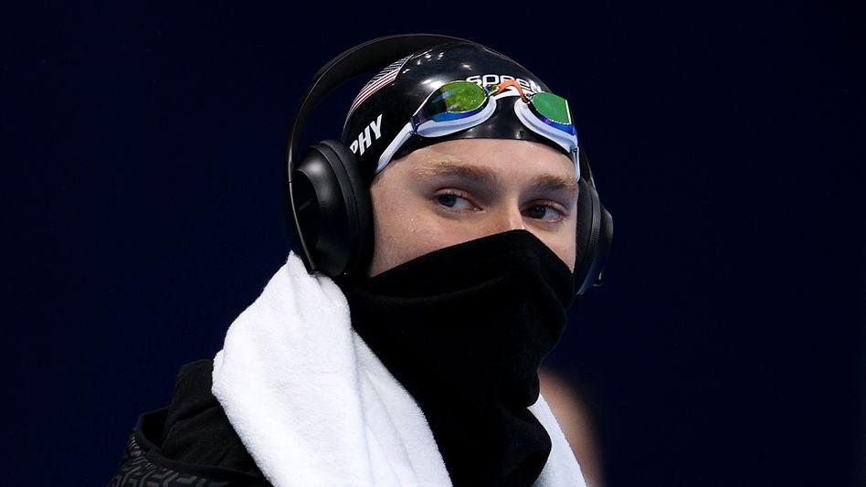 US-Schwimmer Ryan Murphy