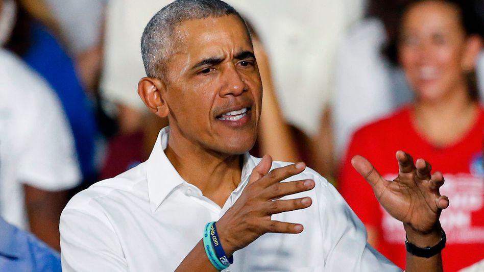 """Barack Obama: """"Mehr als bereit für die Aufgabe"""""""