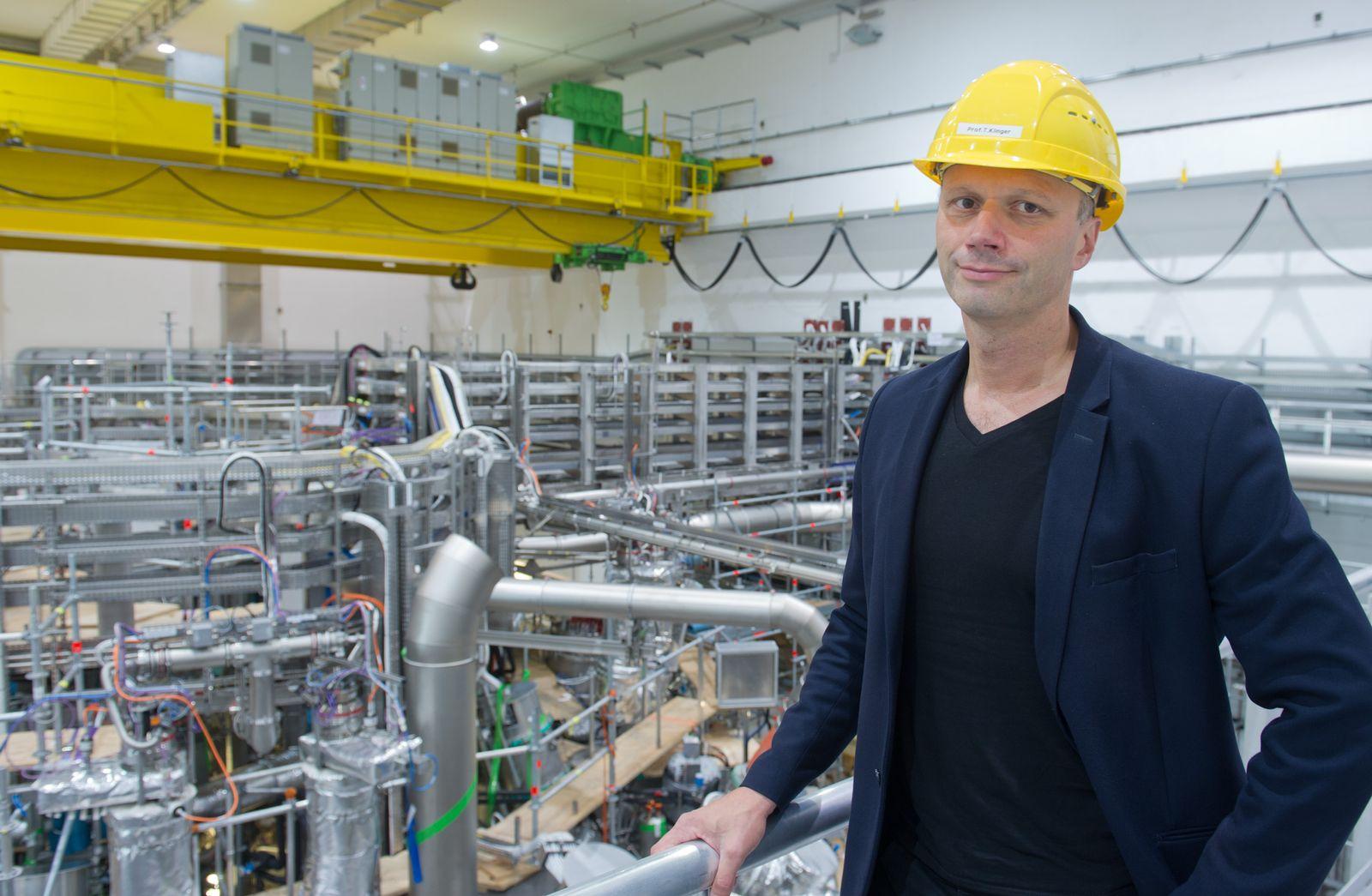 Wendelstein 7X/ Kernfusions-Testanlage/ Thomas Klinger