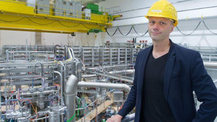Stellarator Wendelstein 7-X: Magnetkäfig fürs Plasma