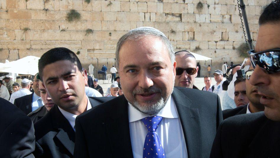 "Avigdor Lieberman: ""Fundamentale Auffassungsunterschiede"""