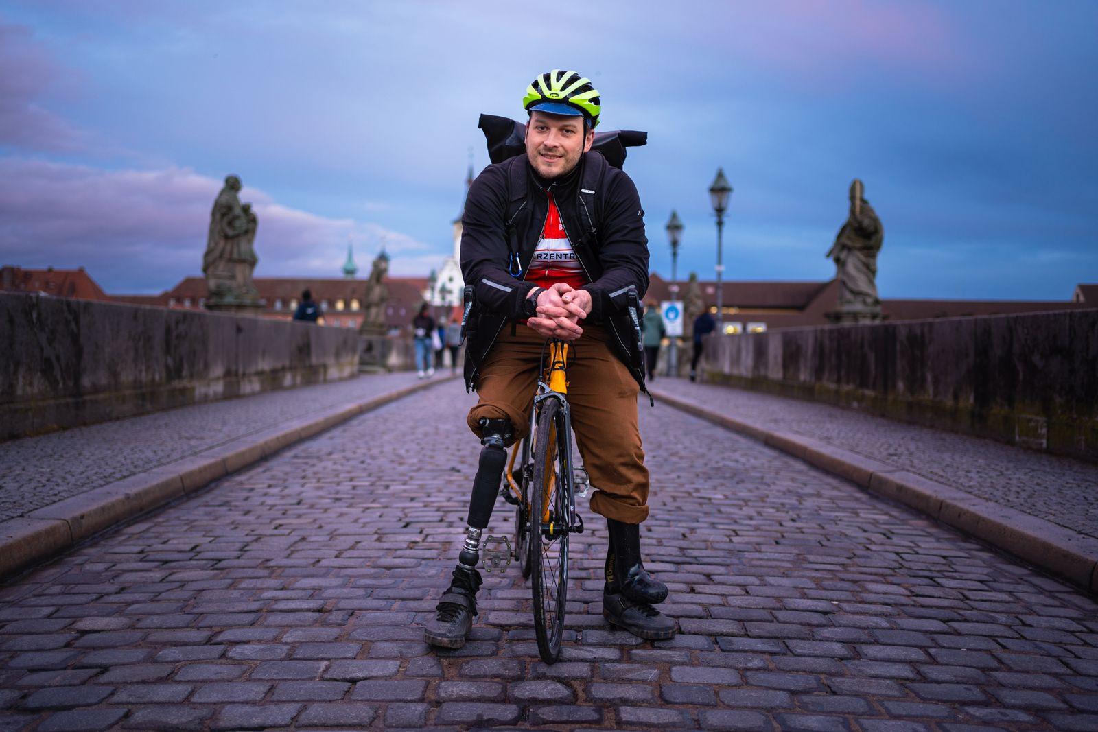 Fahrradkurier Würzburg - Sven Sittler