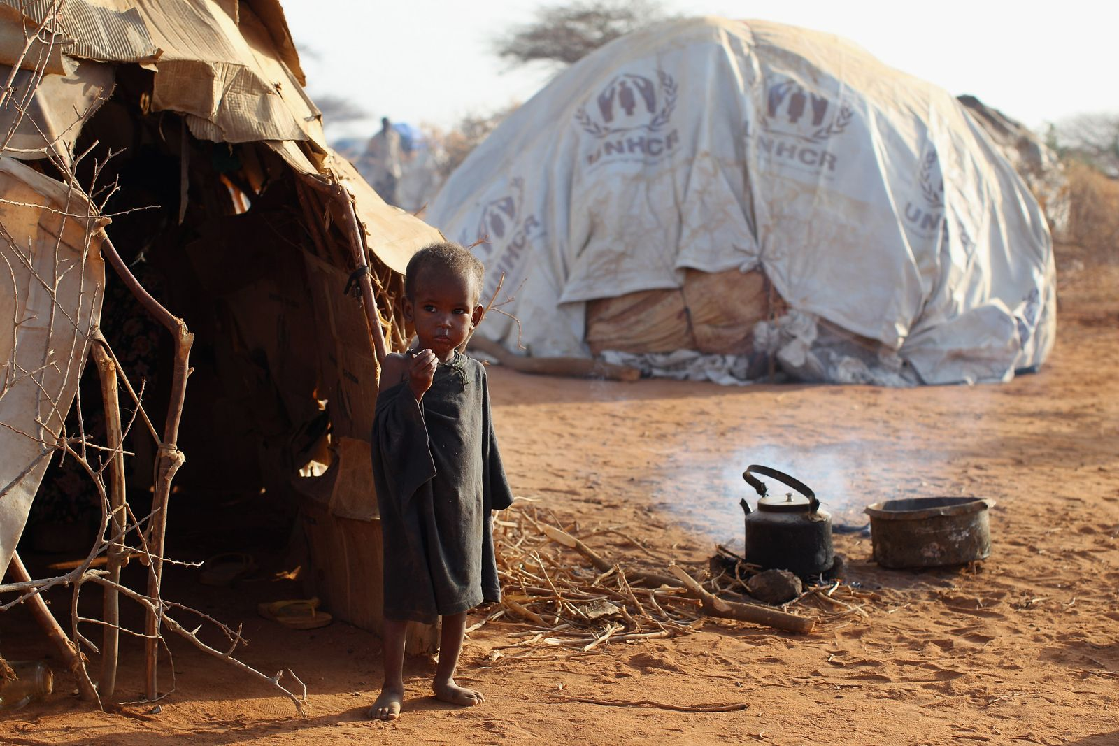 Flüchtlinge / Somalia / Kenya