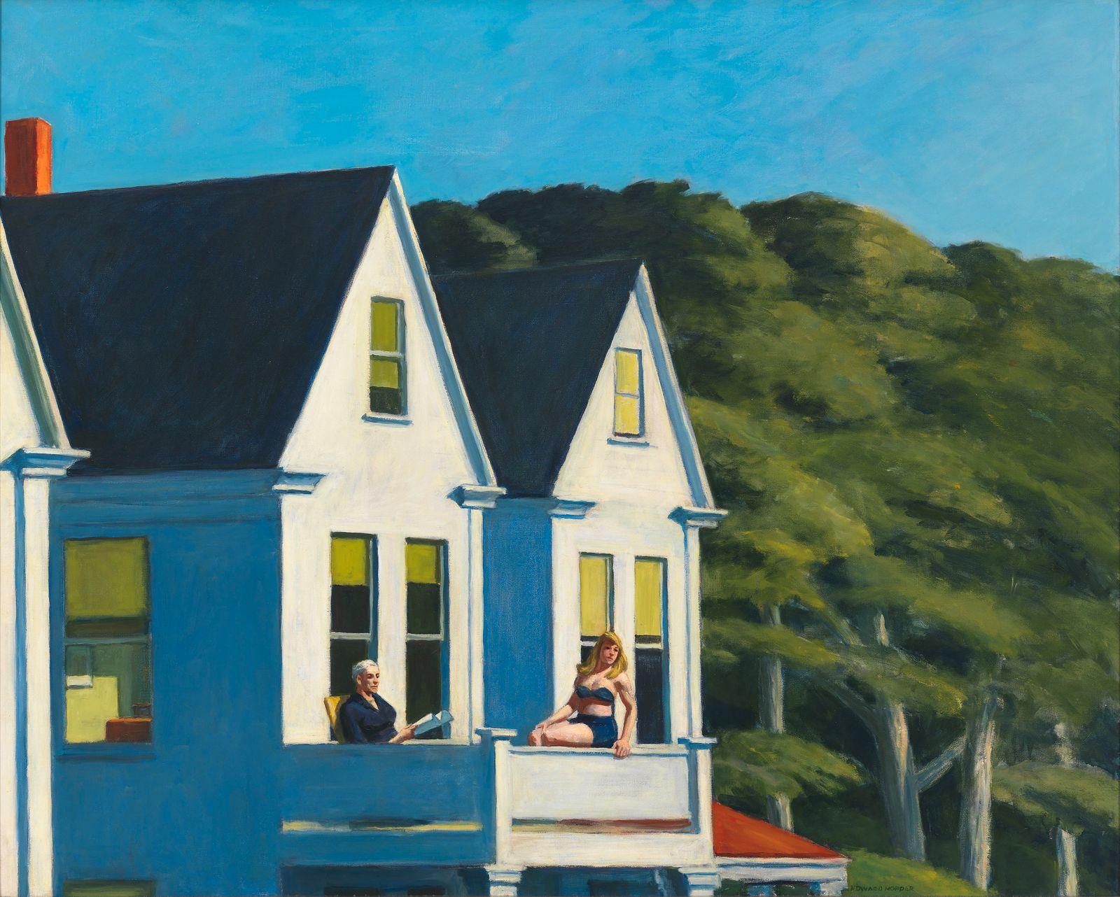Kultur/ Ausstellung Edward Hopper