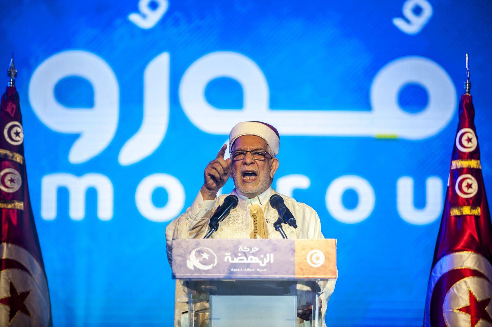 Tunesien/Abdelfattah Mourou