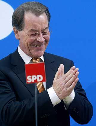 """Müntefering: """"Sozialdemokratie auf dem Weg nach vorn"""""""