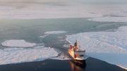 Aufwendigste Polarexpedition aller Zeiten startet